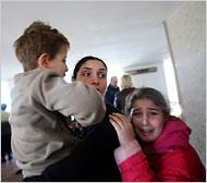 israelis-under-fire